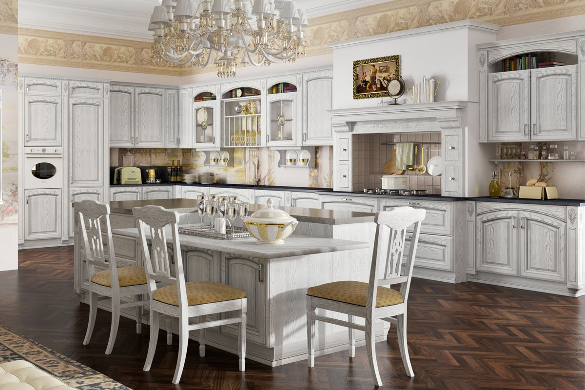 Gold Elite  - Kitchen Home