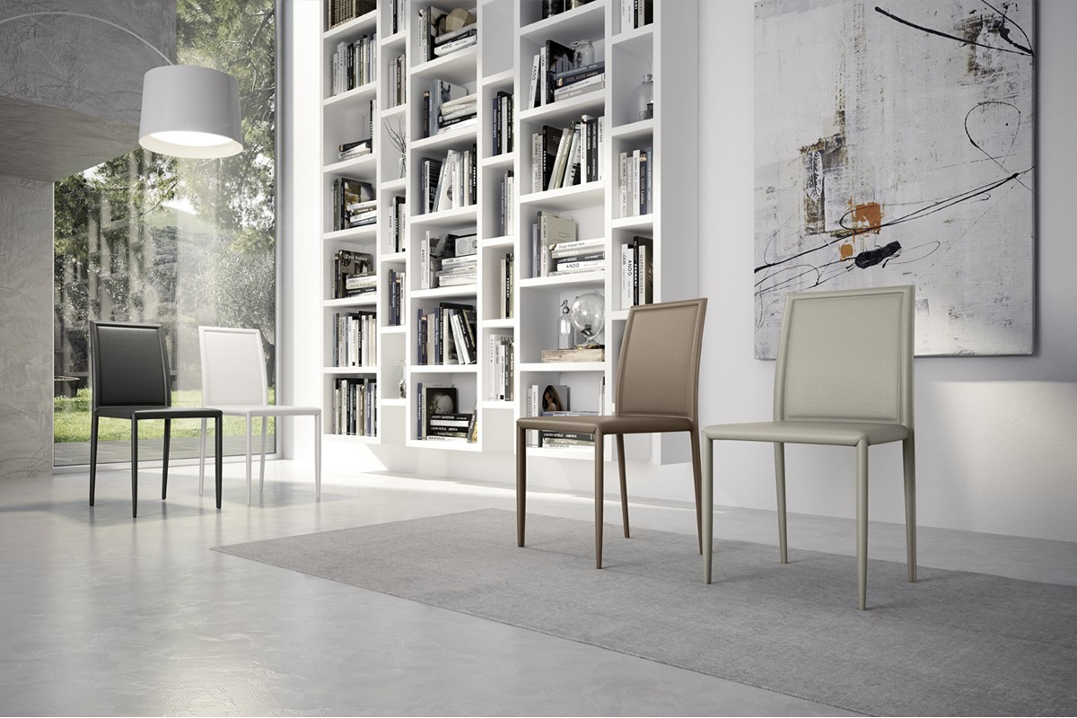 "Chairs Zamagna - Mod. ""Spell"""